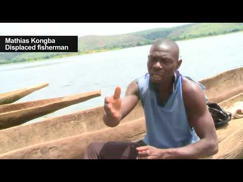On Temporary Islands In C. Africa, Hundreds Flee Militia Torture