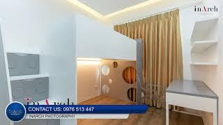 Gambar cover Chụp ảnh nội thất căn hộ AirBnB Vista Verde | Hotline 0976513447