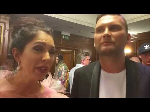 Eurovision 2017: Interview with Koit Toome and Laura (Estonia)