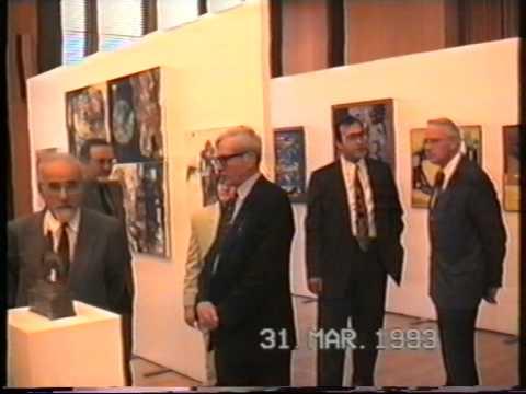 1993 Samvel Marutyan,  Switzerland exhibition