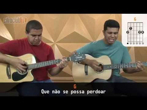Mil Anos - Jorge e Mateus (aula de violão completa)
