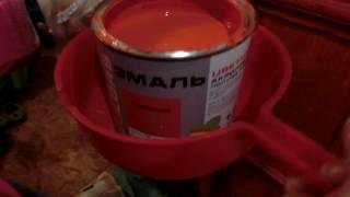 видео Краска для стен без запаха