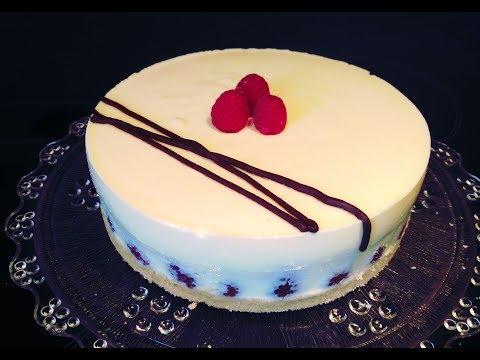 gateau-bavarois-à-la-vanille-et-framboises,5-ingrédients/recette-anniversaire-facile