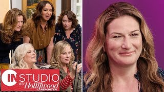 Ana Gasteyer on 'Wine Country' & 20 Years with Amy Poehler, Tina Fey & SNL Cast Members | In Studio