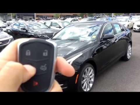 2015 Cadillac ATS Sedan   Luxury Trim Level Features   Boyer Pickering