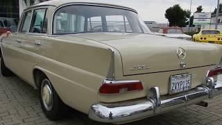 """1965 Mercedes Benz W 110  """"kleine Heckflosse"""" 190 C - aussen"""