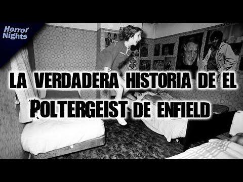 La verdadera historia del poltergeist de Enfield | El conjuro 2 (Caso real)