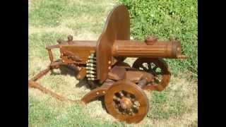 Модели: Деревянное оружие - из дерева пистолет, пулемет, автомат(Отдельное направление в моделировании огнестрельного оружия - изготовление деревянного оружия из дерева..., 2015-06-07T18:03:06.000Z)