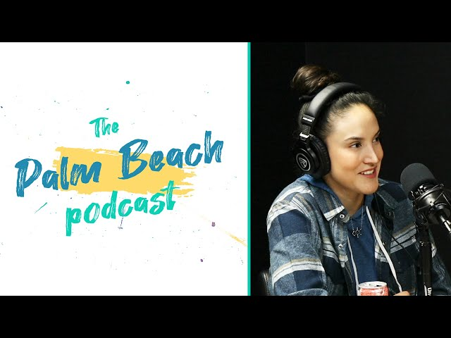 Palm Beach Podcast #29 - Carolina Romero - Fit Golfer Girl