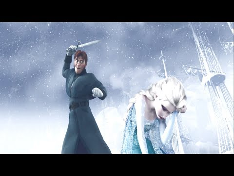 If Frozen Had An Anime Opening Theme On It