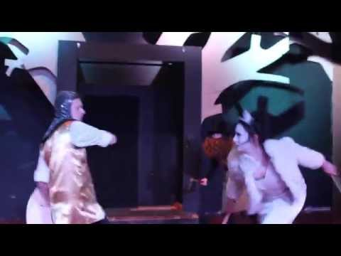 Narnia Production - Opening Night - Cast Video