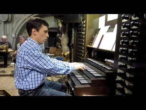 GGB 108: Missa de Angelis - Kyrie (Basilika Walldürn)