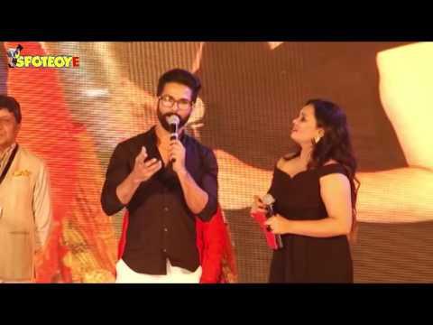 Shahid Kapoor inaugurates the Kala Ghoda Arts Festival 2017 | SpotboyE