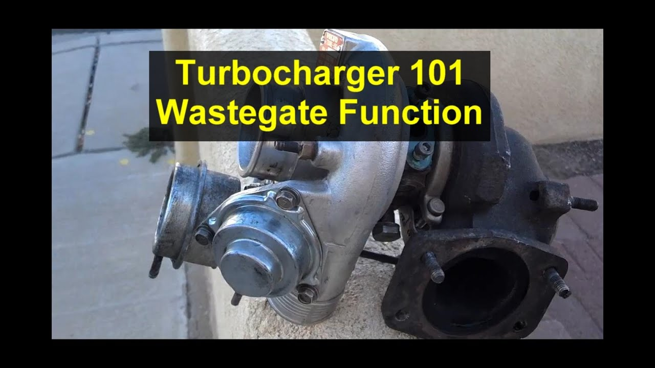 Turbo, wastegate actuator funtion, information, testing, etc  - VOTD