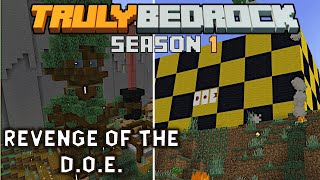 Revenge of the Dark Oak Side. Truly Bedrock S1E55