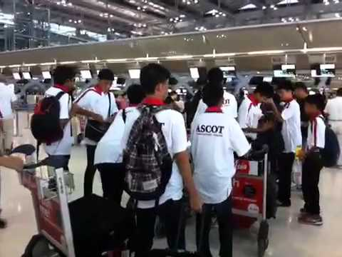 Singa cup Travel Video