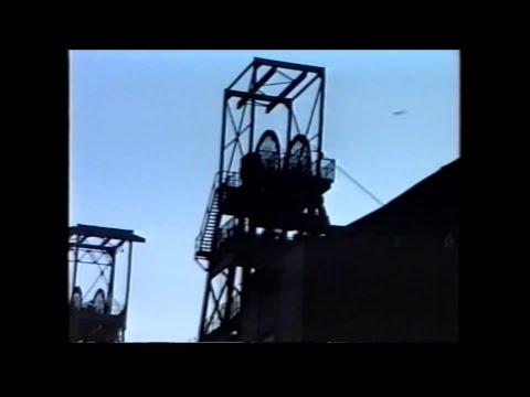 Oakdale Colliery - the last day before closure 1989