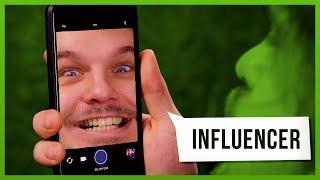 10 Arten von Influencern
