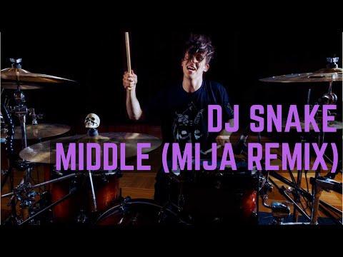 DJ Snake - Middle (Mija Remix) | Matt McGuire Drum Cover