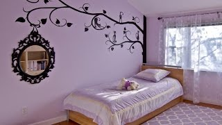 Gambar cover Vinilos decorativos infantiles - Decorar habitaciones infantiles con vinilos adhesivos