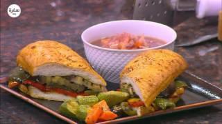 شوربة كريمة الدجاج و سندوتش مونت كريستو مع تركي ووصفات اخرى | من مطبخ اسامة حلقة كاملة