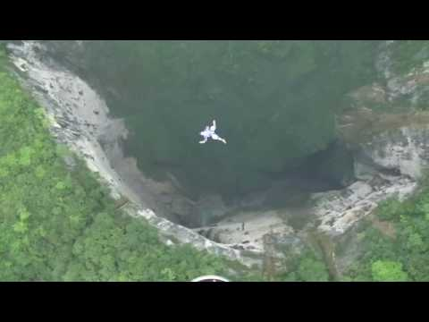 China Cave Jump Chuck Berry Youtube