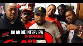 Twista & Do or Die Interview: DJ Pharris | Power 92 Chicago (@Power92chicago)