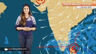 Weather Forecast for Oct 31: Chennai rains to intensify; Delhi Pollution to remain severe