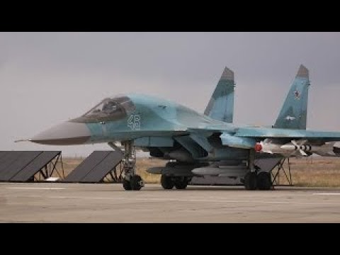 All about Russian Jets bombing ISIS terrorists at Syria