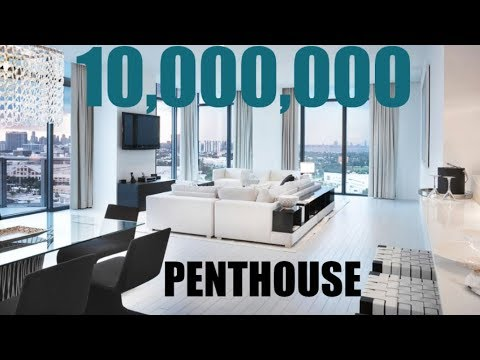 £10,000,000 LONDON PENTHOUSE TOUR!!