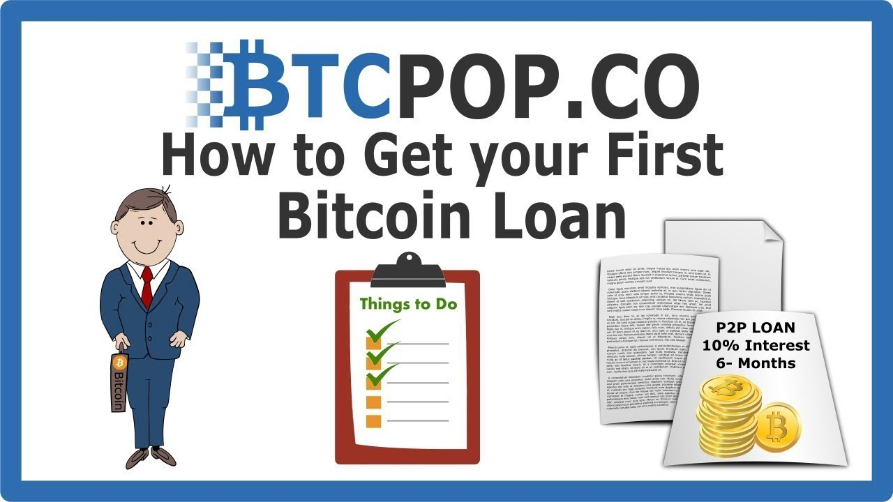 borrow to buy bitcoin