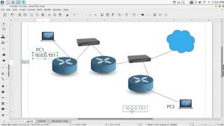 13  GNS3   setup VPCS   Virtual PC Simulator