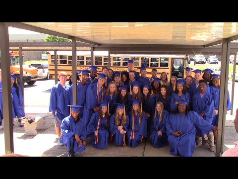 2017 Senior Walk - A new tradition for the North Little Rock High School