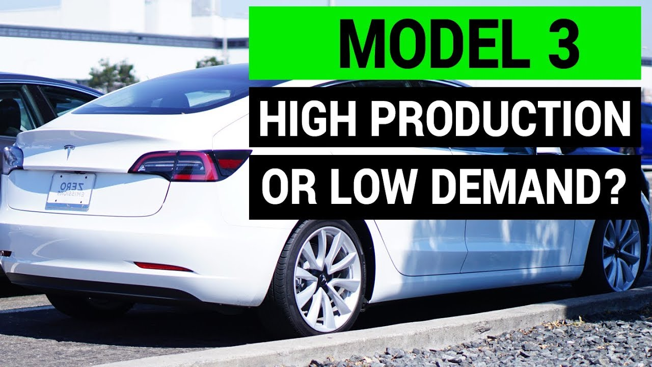 Tesla Model 3 Demand Explained