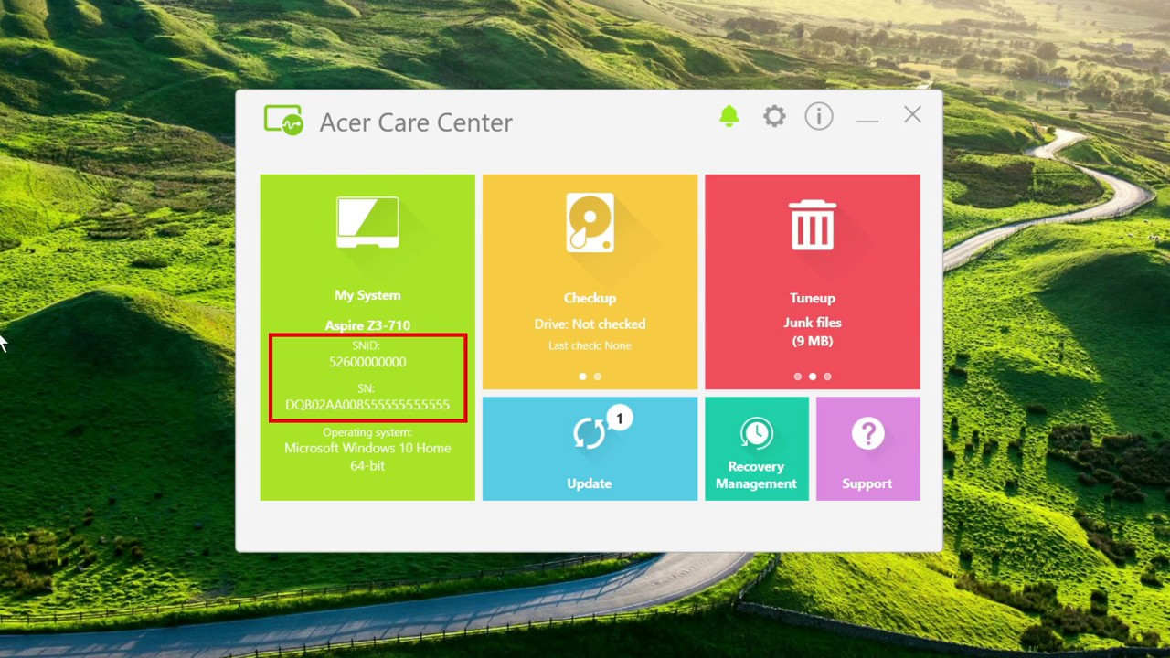Download Acer Care Center by Acer Incorporated