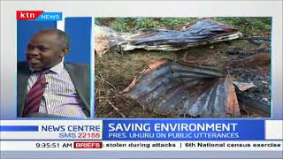 Saving Environment: Why Mau eviction is taking long