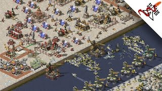 Red Alert 2 - 4v4 BRUTAL AI   Skirmish Gameplay