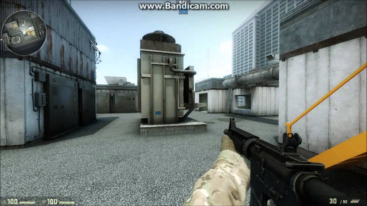 Counter-Strike Global Offensive | How To Disable Weapon Sway