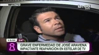 La grave enfermedad del bailarín José Aravena