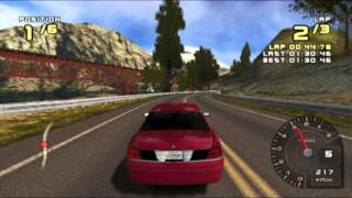 Ford Racing 2 (PS2 Gameplay)