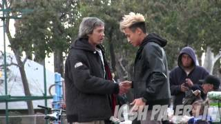 Inspirational: Watch how a homeless man spends $100