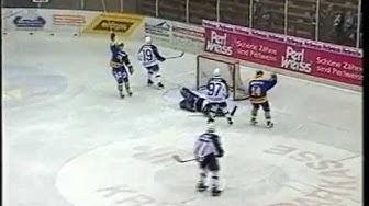 Eishockey 2.Liga 98-99 SC Riessersee - ES Weisswasser 4-3OT