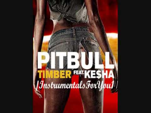 Pitbull feat Ke$ha -  Timber Lyrics