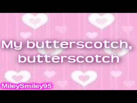 Ke$ha - Butterscotch (with lyrics) HD
