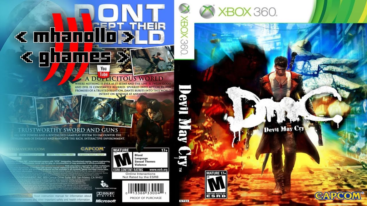 devil may cry 5 lenticular edition