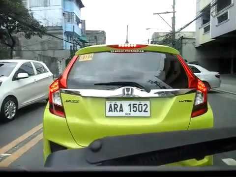 Drive mandaluyong city to quezon city -  complete
