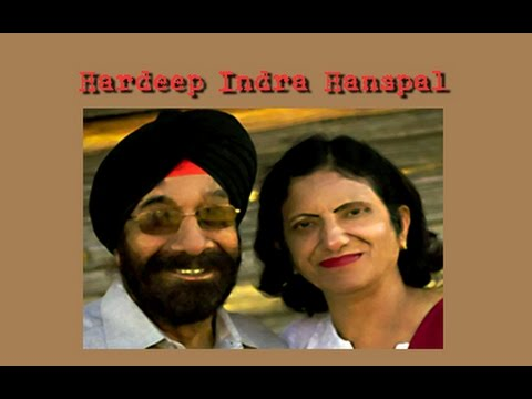 Hardeep Hanspal -with Meher Baba - the Search for God