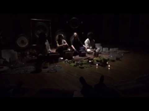 Sound Bath 2017 New Year's Blessings from Sage Academy