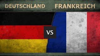 DEUTSCHLAND vs FRANKREICH ✪ Armee Ranking ✪ Vergleich 2018