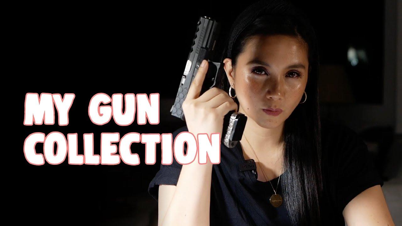 Download Babae at Baril (My Gun Collection) [Mariel Padilla Vlog]